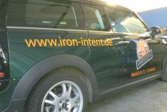 iron intent mini clubman
